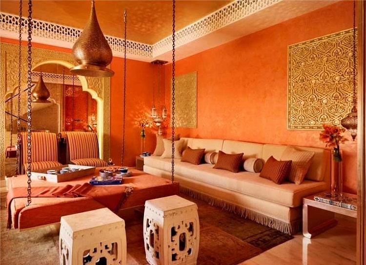 دکوراسیون و مبلمان مراکشی