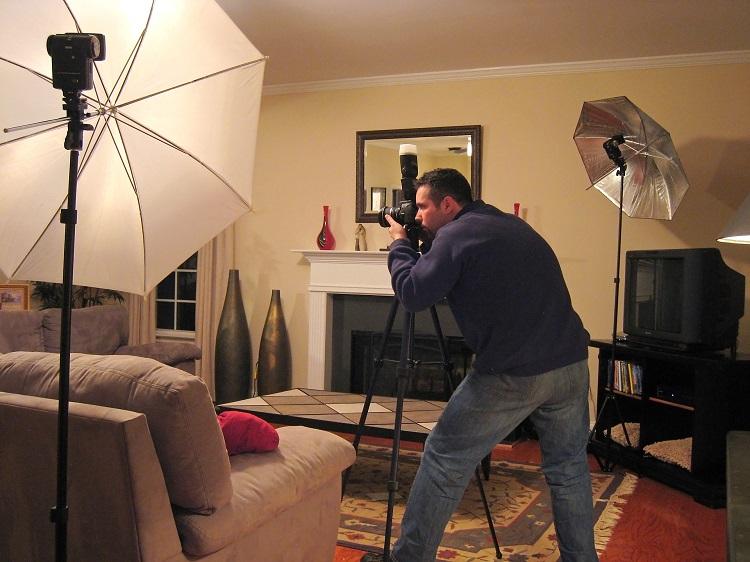 عکاسی حرفه ای از خانه برای فروش
