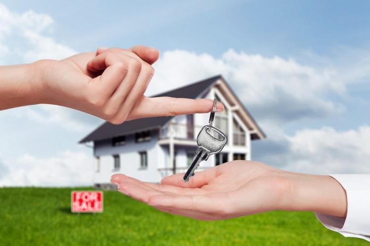معامله همزمان خانه و زمین