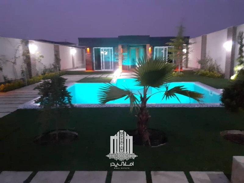 فروش 900 متر باغ ويلا در قشلاق ملارد