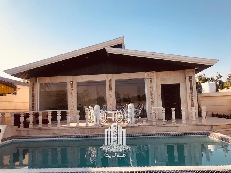 فروش 850 متر باغ ويلا در ملارد ملارد
