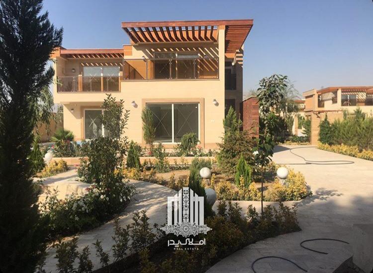 فروش 800 متر باغ ويلا در خوشنام ملارد