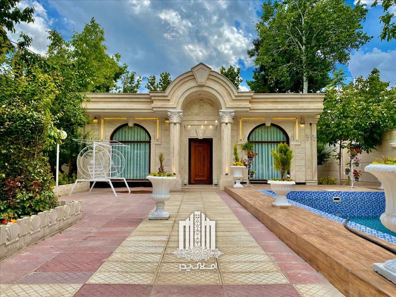 فروش 1500 متر باغ ويلا در ملارد ملارد