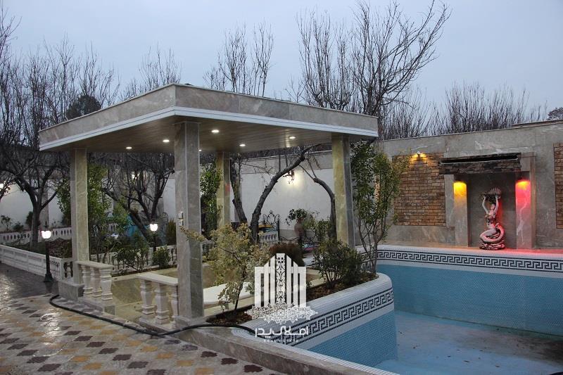 فروش 500 متر باغ ويلا در ملارد ملارد